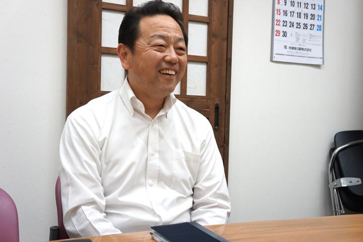 東洋オリーブ、藤塚隆さん