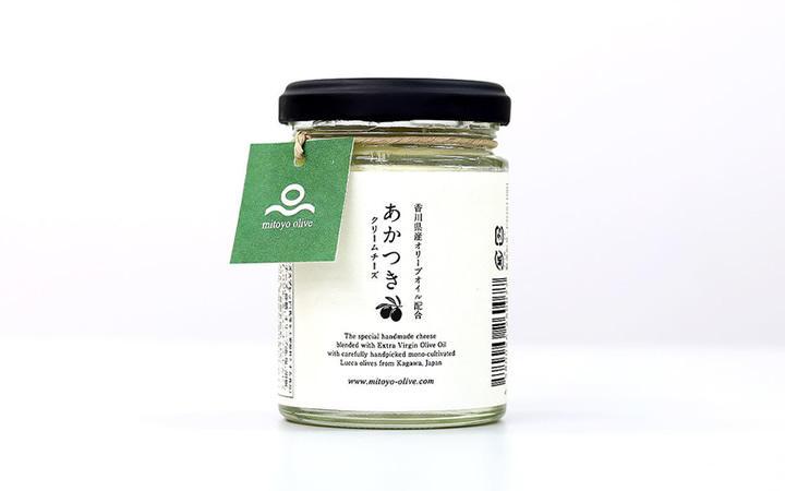 三豊オリーブ株式会社あかつきクリームチーズ110g
