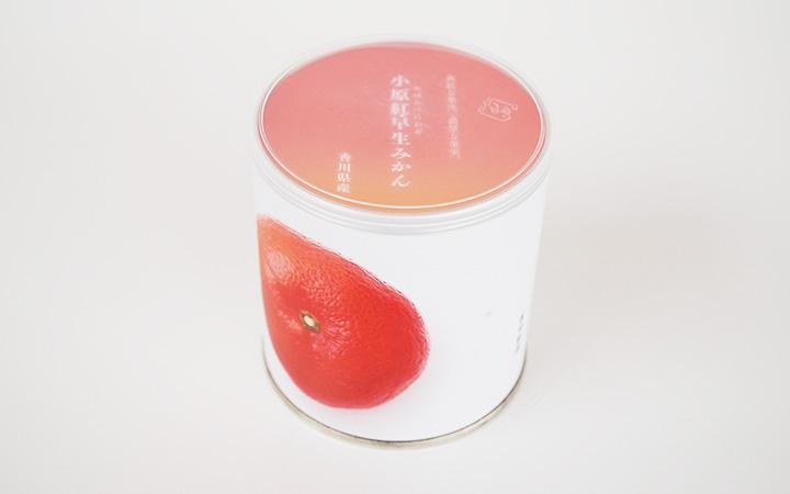 小原紅缶詰リデザイン