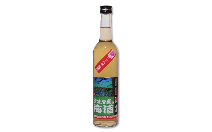 綾菊酒造株式会社栗林公園の梅酒