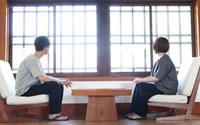 【ツムギ】保多織ユニセックスTシャツ(男女兼用)