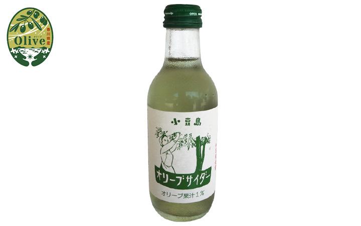 【(有)谷元商会】小豆島オリーブサイダー