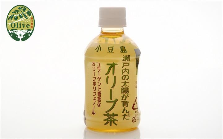 【(株)ヤマヒサ】オリーブ茶ペットボトル